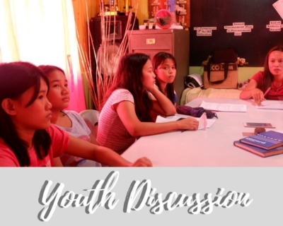 Provincial Youth Discussion (Antique, Philippines)
