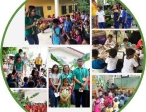 UTROS Celebrates Nutrition Month held in Cabuyao, Laguna (Community Outreach Program)