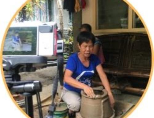 Pottery Making near Sibalom River