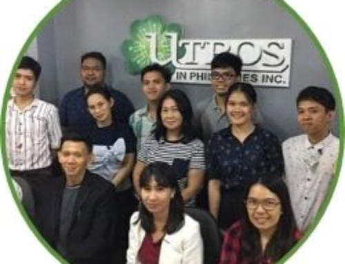 UTROS in partnership with Batang Negosyante Ako Barkadahan (BNAB)