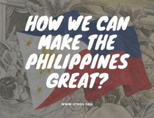 How we can make the Philippines great?