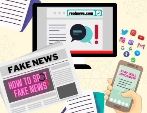 Stay Well-Informed with Facts: How to Spot Fake News