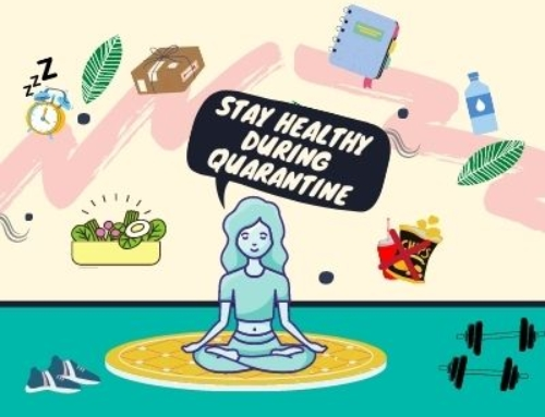 How to Stay Healthy during Quarantine Period