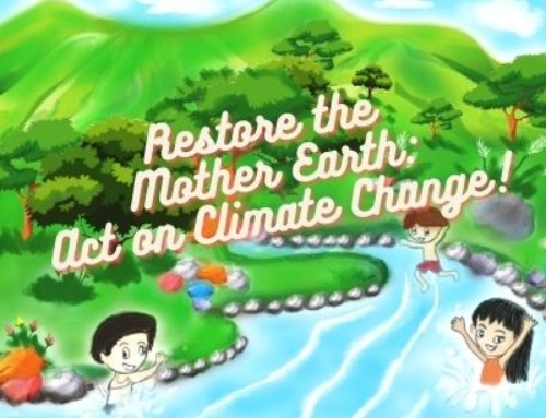 Restore the Mother Earth: Act on Climate Change
